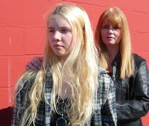Sara & Rita McDonnell Cloverdale Reporter