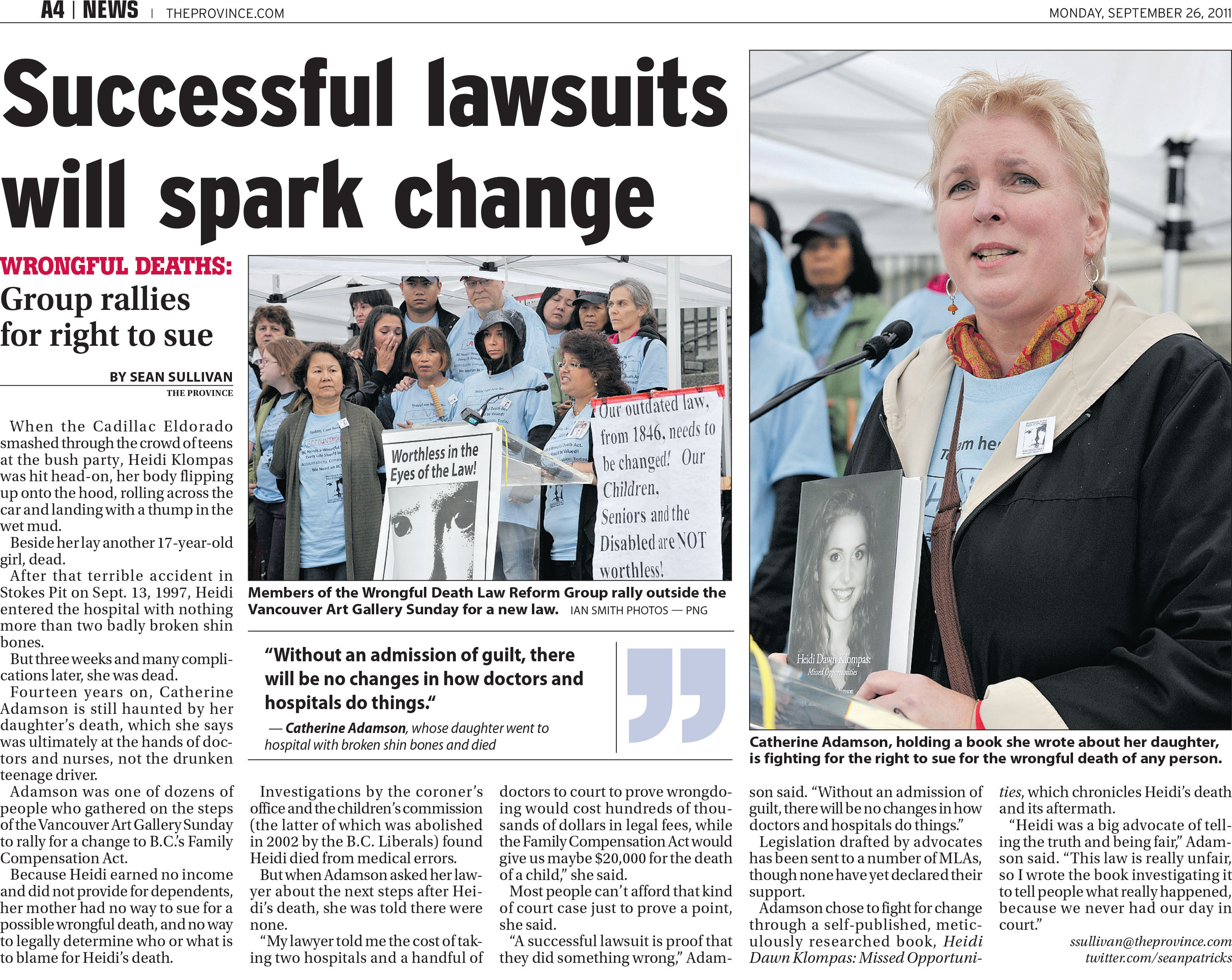 Province_-_Successful_lawsuits_will_spark_change_-_26SEP11