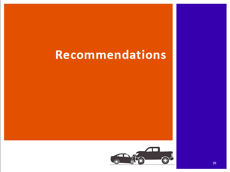 BC Road Safety Recommendations